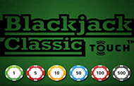 Онлайн игровой автомат Blackjack Classic от Вулкан Вегас