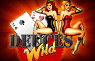 Онлайн демо игра Deuces Wild