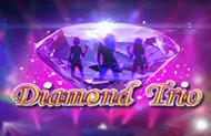 Лучший онлайн автомат Diamond Trio