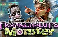 Слот на деньги Frankenslot's Monster в казино Вулкан Вегас