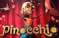 Игровой автомат Pinocchio в онлайн казино Вулкан Вегас