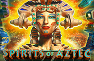 Лучший онлайн аппарат Spirits of Aztec