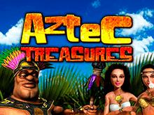 Реальный игровой слот онлайн Aztec Treasures 3D: досуг обеспечен