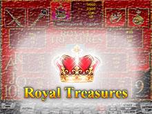 Реальные выигрыши на игровом автомате Royal Treasures