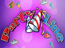 Party Line от Playtech – игровой автомат без бонус-опций