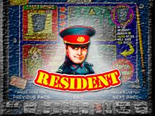 Resident игровой автомат с бонусом от Игрософт