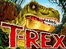 Игровой автомат T-Rex от Rtg в демонстрационном режиме