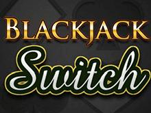 Играть на деньги в Blackjack Switch в онлайн-зале с бонусом
