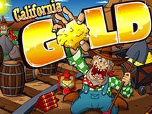 Выводите выигрыши из автомата California Gold в игровом зале