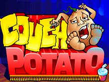 Выигрывайте в казино на деньги – новый автомат Couch Potato