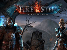 Играйте в зале на деньги – новый автомат Fire And Steel War Of The Wilds