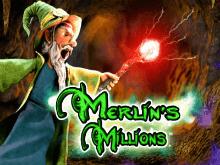 Игровой автомат Merlins Millions в казино с бонусом