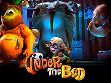 Играть на сайте с бонусом в автомат Under The Bed