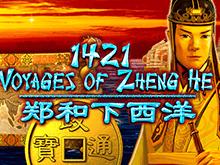 Игровой автомат 1421 Voyages Of Zheng He с фриспинами в казино