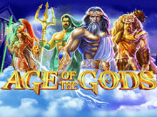 Играть онлайн с выгодой на сайте в Age Of The Gods