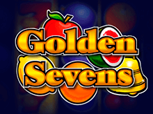 Выиграть джекпот в автомате Golden Sevens – играйте с бонусом